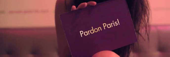 Pardon Paris! (Blush Dessous)